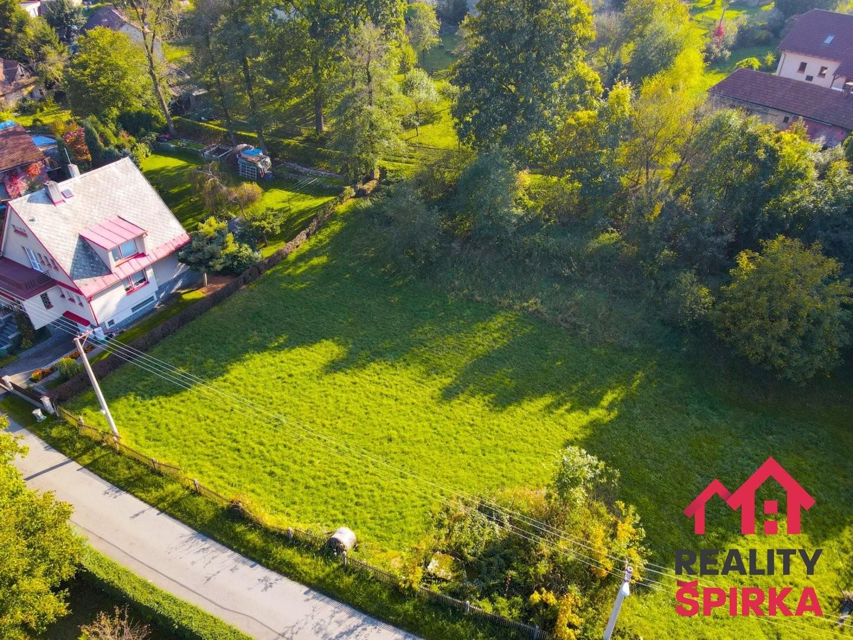 Prodej, stavební pozemek 1.403 m², Česká Třebová, okr. Ústí nad Orlicí