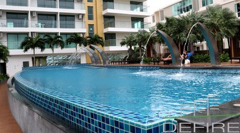 The Peak Tower Pattaya – 1 Bedroom Sea View